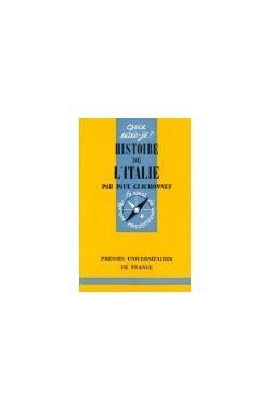 Histoire de l'Italie : Par Paul Guichonnet [Reliure inconnue]