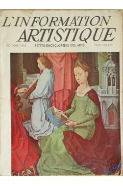 L'information Artistique Petite Encyclopédie Des Arts N° 4