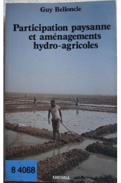 Participation paysanne et aménagements hydro-agricoles