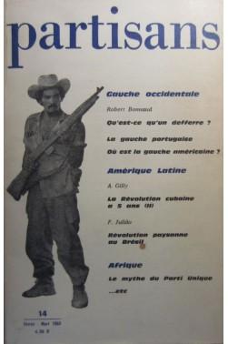 Partisans N?14, F?vrier-Mars 1964 [Reliure inconnue]
