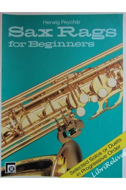 Sax Rags for Beginners (tenor)