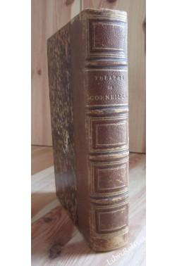 THEATRE DE CORNEILLE / NOUVELLE EDITION COLLATIONNEE SUR LA DERNIERE EDITION ...