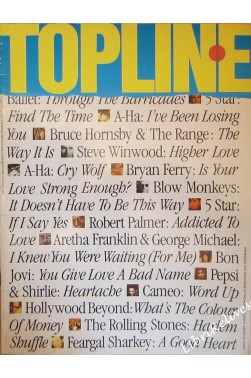 TOP LINE HITS OF THE EIGHTIES: THE BIGGEST HITS FROM SOME OF THE MOST SUCCESS...