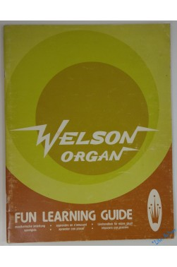 Welson Organ - Apprendre En S'amusant - Le Rythme