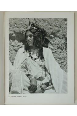 Les Chants de la Tassaout. 36 photographies en héliogravure et bel envoi de René Euloge