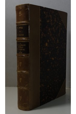 La Connaissance générale du cheval. Texte. Reliure F. Didot 1872