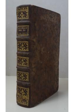 L'Esprit de S. Vincent de Paul, ou Modèle de conduite proposé à tous les ecclésiastiques, 1780