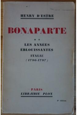 Bonaparte - Les années éblouissantes - Italie (1796-1797)