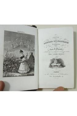 La Jeune abeille du Parnasse français, ou Choix de poésies extraites des auteurs contemporains