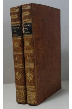Cyropédie ou Histoire de Cyrus et Éloge d'Agésilaus. Tomes 1 et 2, 1824