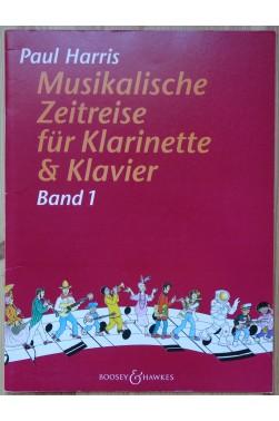Musikalische Zeitreise fr Klarinette & Klavier - Band 1 -
