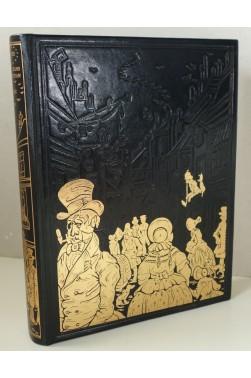 Les contes de Hans Christian Andersen. Avec 195 illustrations de Hans Tegner. Superbe reliure