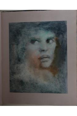 Les Passagers. 30 portraits par Leonor Fini. 1/25 exemplaires réservés, Dionne, 1992