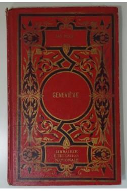 Geneviève. Illustrations de Louis Maitrejean. Collection Picard, 1912
