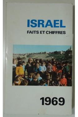 Israel. Faits et Chiffres. 1969