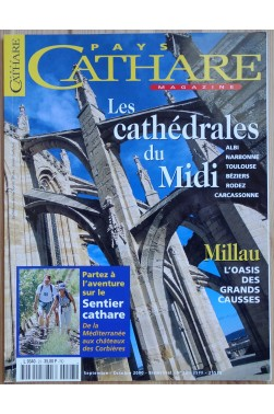 Magazine Pays Cathare - n°23 - Les cathédrales du Midi -