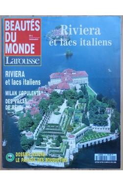 Hebdomadaire Beautés du Monde n°6 - Riviera et lacs italiens -