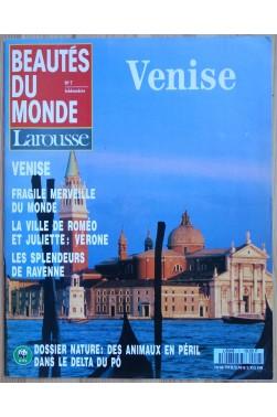 Hebdomadaire Beautés du Monde n°7 - Venise - Larousse -