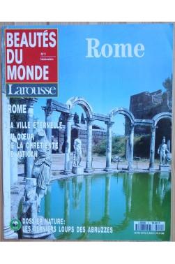 Hebdomadaire Beautés du Monde n°9 - Rome -