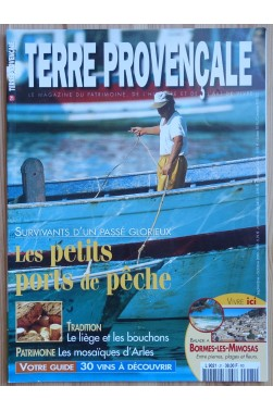 Terre Provençale n°21 - Les petits ports de pêche - Sept./Oct. 2000 -