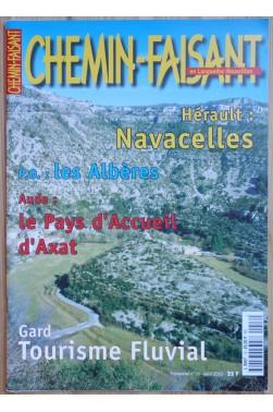 Chemin-Faisant en Languedoc-Roussillon n°16 - Avril 2000 -