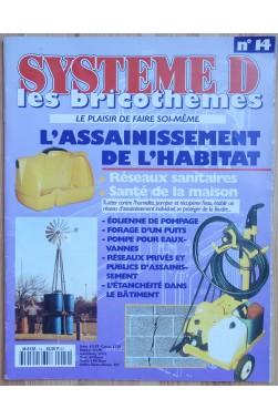 Système D Les Bricothèmes N°14 - L'assainissement De L'habitat