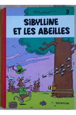 Sibylline et les Abeilles - Editions Dupuis - 1972 -