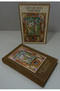 Le Livre de Farnèse (fac-similé Livres d'Heures, enluminures). Draeger, 1976
