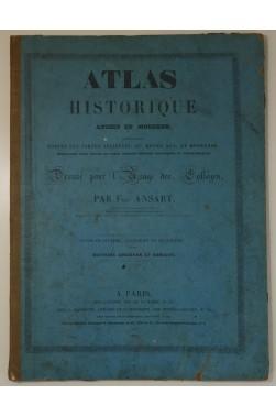 Atlas de Géographie ancienne et moderne, pour l'usage des collèges. 1843