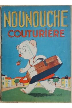 Nounouche Couturière - 1952 - Durst -