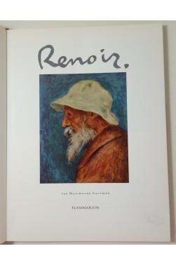 Renoir - Illustrations couleurs. Flammarion, Les Maîtres de la peinture moderne