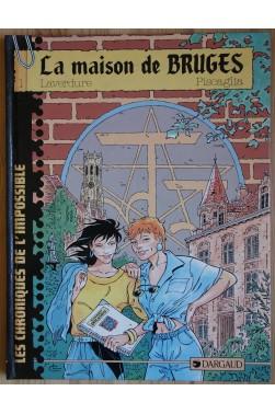 La maison de Bruges - Tome 1 - EO 1987 - TBE -