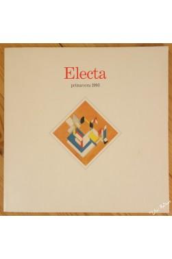 ELECTA primavera 1993 - catalogue de l'éditeur italien