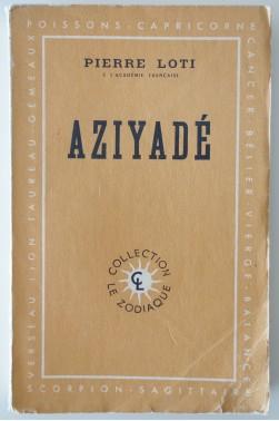 Aziyadé. [Relié]