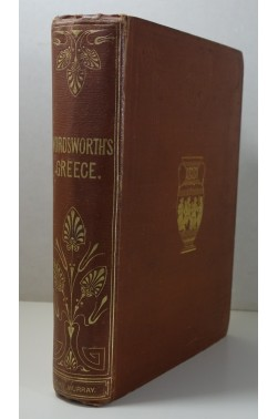 Greece pictorial, descriptive and historical, by Christopher Wordsworth. Gravures, Murray 18591859