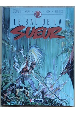 Les Aventures de Sergueï Wladi - Tome 1 - Le Bal de la Sueur, suivi de All alone in the end zone - 1987 - TBE -