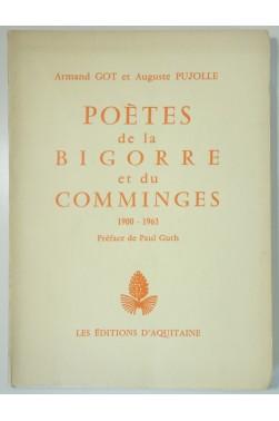 Armand Got. Poètes de la Bigorre et du Comminges 1900 - 1963