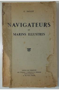 Navigateurs et marins illustres - 1925