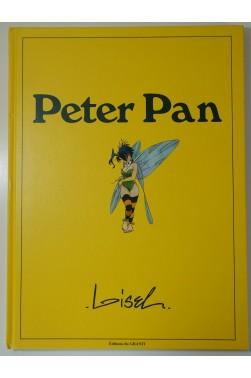 LOISEL - Peter Pan n° 4 - Mains rouges. Tirage de Tête numéroté et signé