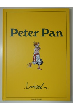 LOISEL Peter Pan n° 6 - Destins. Tirage de Tête numéroté et signé