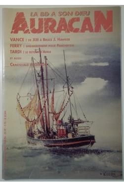 La BD a son dieu Auracan n° 10 - 1995 : Vance, Ferry, Tardi, Craenhals