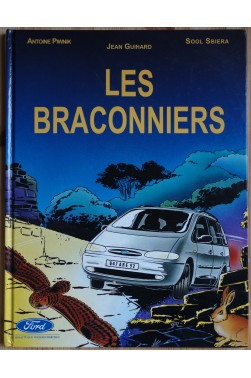 Les braconniers - Ed Ford - EO 1995 -