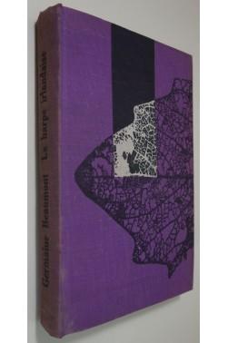 La harpe irlandaise. Maquette de Bernard Kagane. Club Français du Livre 1954