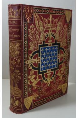 Les premiers Rois de France (Mérovingiens, Carlovingiens et Premiers Capétiens)