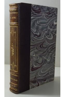 Henri Ardel - René Orlis. Librairie Plon Nourrit - Reliure maroquin