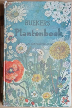 Plantenboek - Buekers - Ed. Thieme & Cie - 1962 -