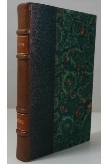 Iouri Olecha - L'Envie. 1è ed. Plon - Feux croisés 1936. Littérature russe