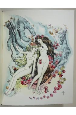 Victor Hugo - La légende des siècles - Illustrations par Rino Ferrari + suite - Reliures Arts et Couleurs