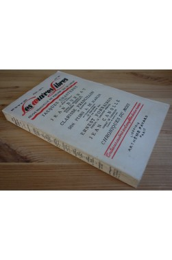 Les oeuvres libres n°97 - Chastenet, Burnat, Francillon... - Juin 1954 - BE -