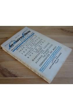 Les oeuvres libres n°113 - Saint-Pierre, Rousselot, Andrieux... - Octobre 1955 -